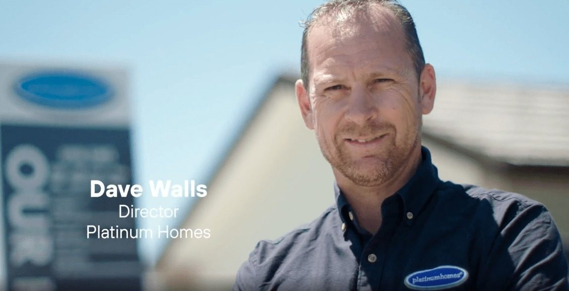 Dave Walls - Platinum Homes